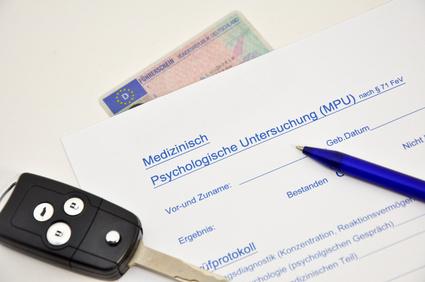 medizinisch psychologisches gutachten MPU idiotentest